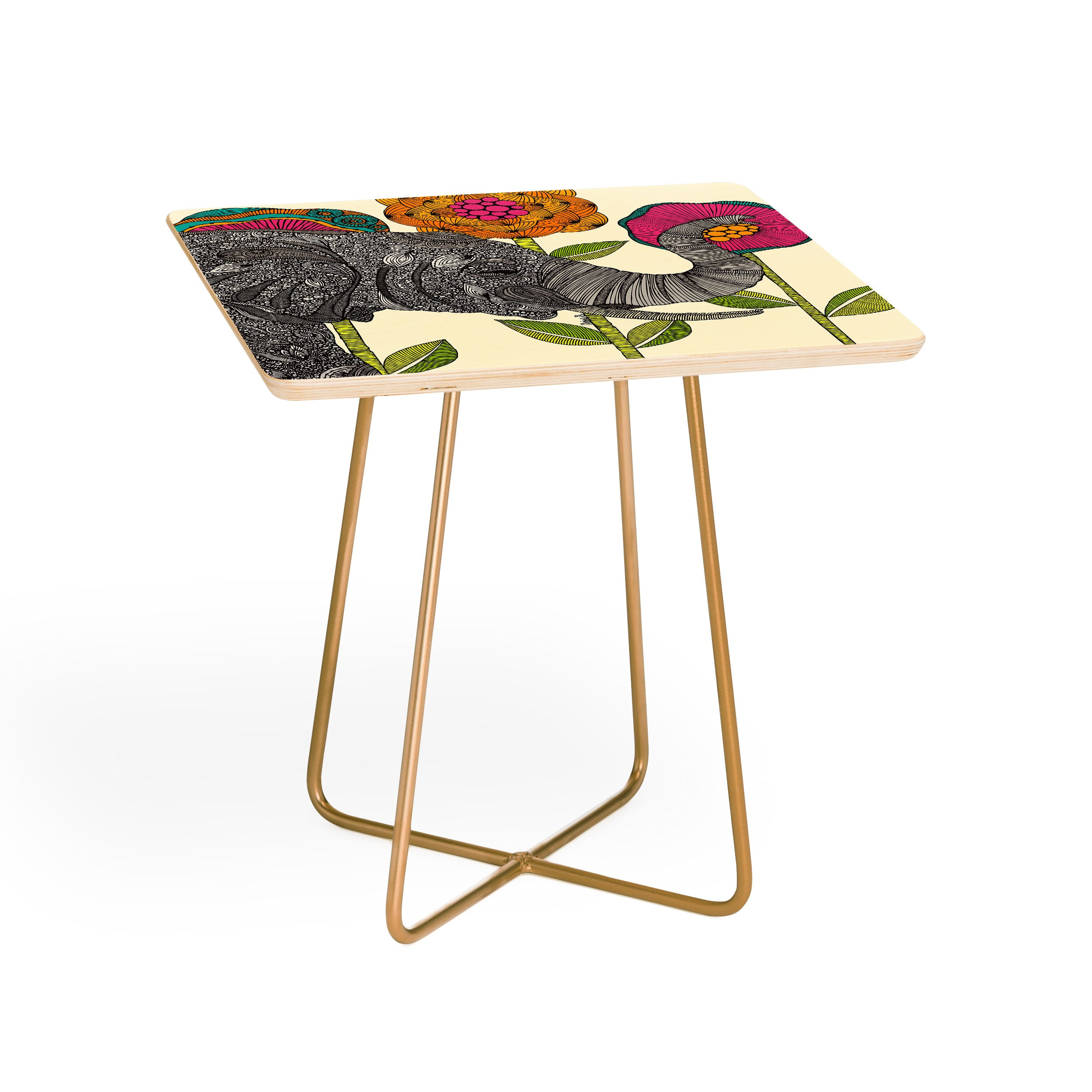 Valentina Ramos Aaron Side Table