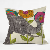 Valentina Ramos Aaron Outdoor Throw Pillow