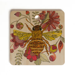 Valentina Ramos Bee Awesome Cutting Board Square