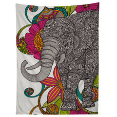 Valentina Ramos Ruby The Elephant Tapestry