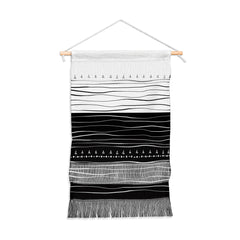 Viviana Gonzalez Black and white collection 01 Wall Hanging Portrait