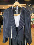 Lysse Anchor Stripe Jacket