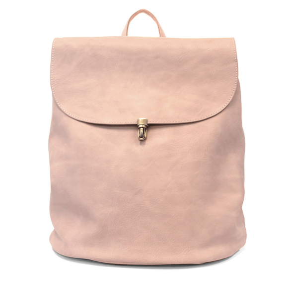 Light Pink Colette Backpack