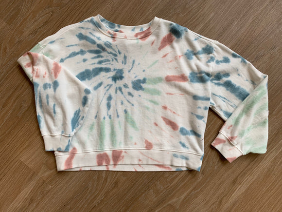 Z Supply Tie Dye Sweateshirt