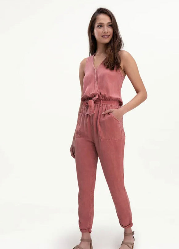Terracotta Jumpsuit