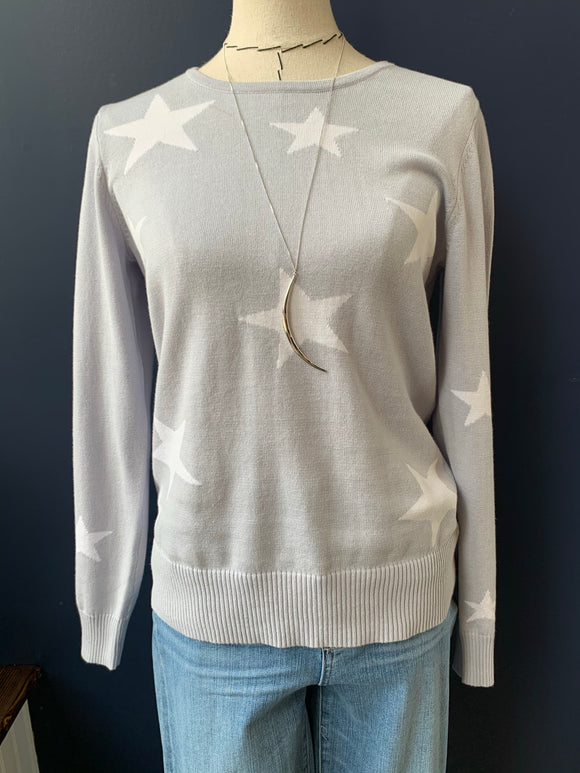 Tyler Boe Blue star Sweater