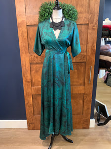 Hutch Emerald Kimona Maxi Dress