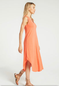 Z Supply Reverie Dress Coral