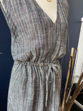Splendid Navy Stripe Dress