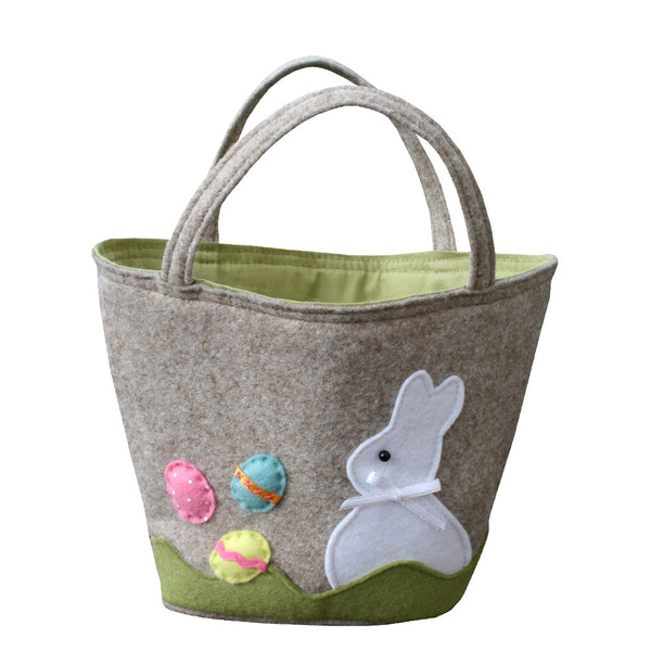 Easter Egg Bag Side