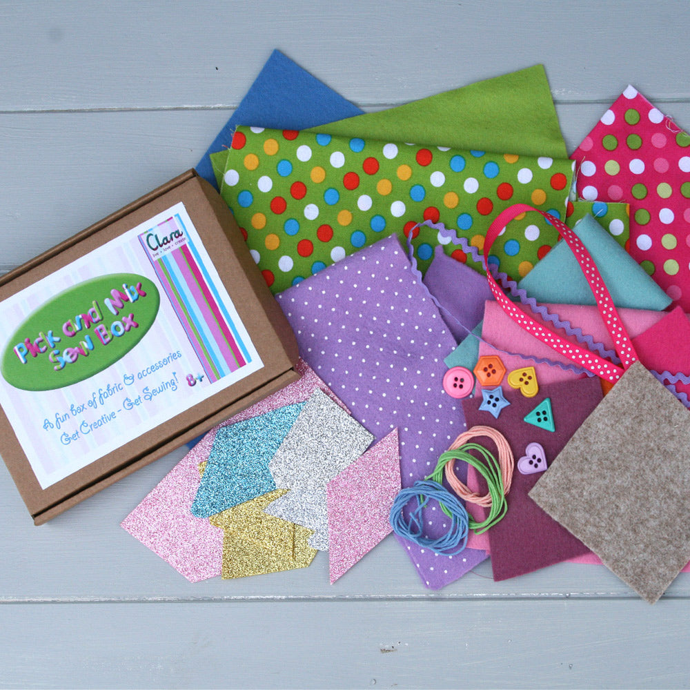 Craft box Pick and Mix