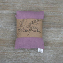Load image into Gallery viewer, Linen Wheat Bag Wrap