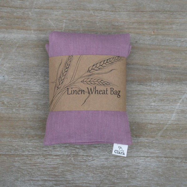 Linen Wheat Bag Wrap