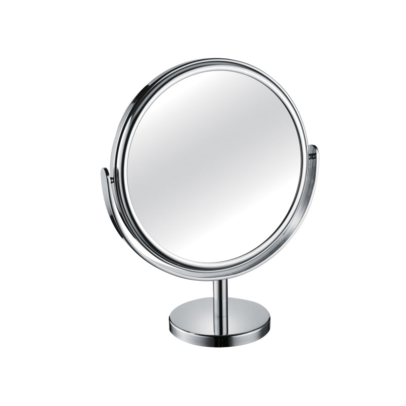 Chrome Freestanding Mirror 3x