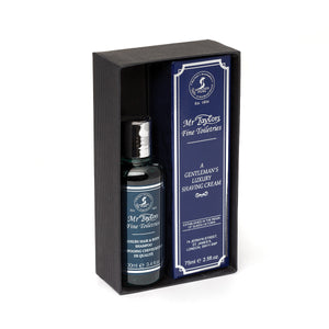 Mr Taylor Shampoo & Shaving Cream Set