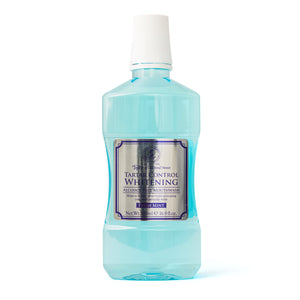 Tartar Control Whitening Mouthwash 500ml