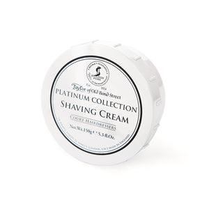 Platinum Shaving Cream Bowl 150g