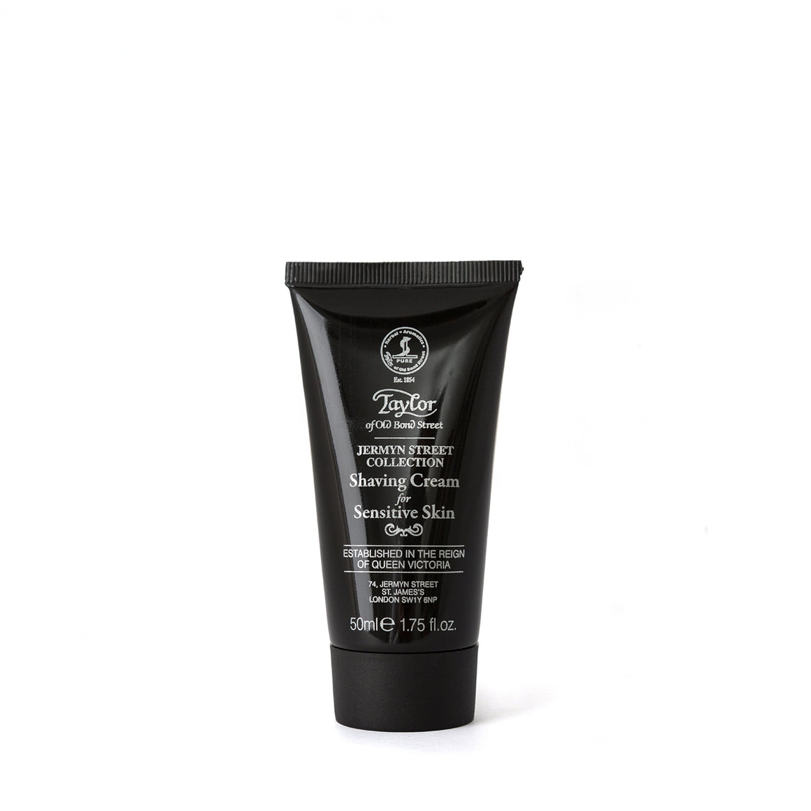 Jermyn Street Shaving Cream Tube 50ml for Sensitive Skin