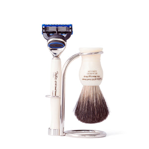 No. 74 Fusion Shaving Set