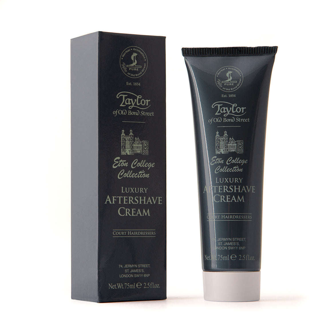 Eton College Collection Aftershave Cream 75ml