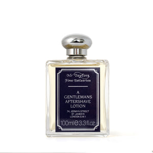 Taylor of Old Bond Street Mr Taylor Aftershave Lotion 100ml