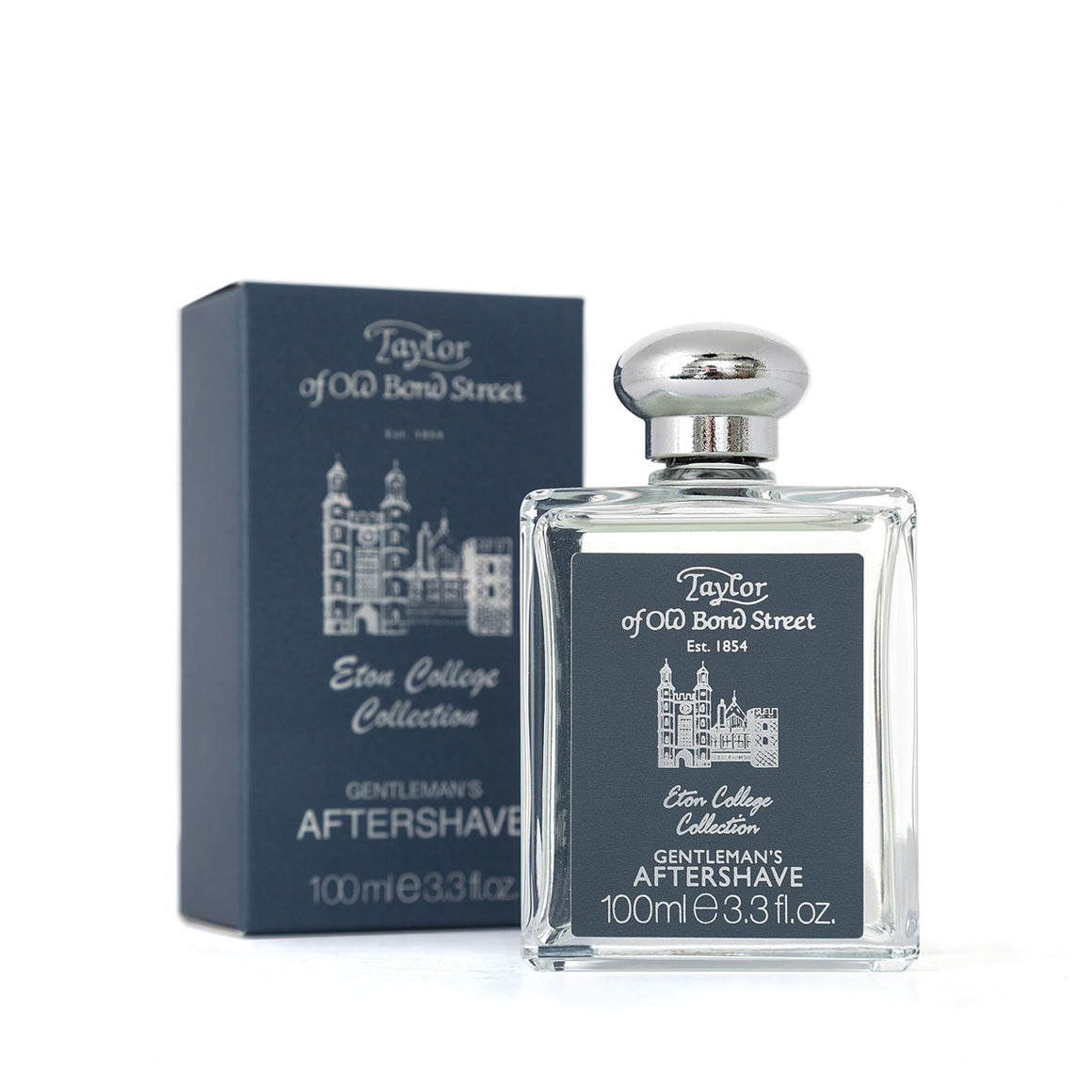 Taylor of Old Bond Street Eton College Collection Aftershave Lotion 100ml