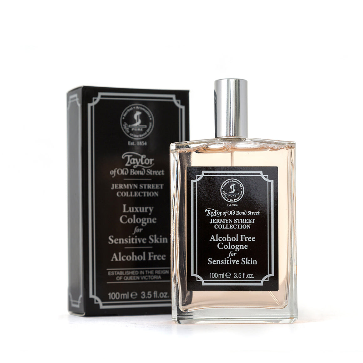 Jermyn Street Alcohol Free Cologne 100ml