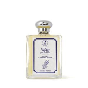 Luxury Lavender Water 100ml from Taylor of Old Bond Street