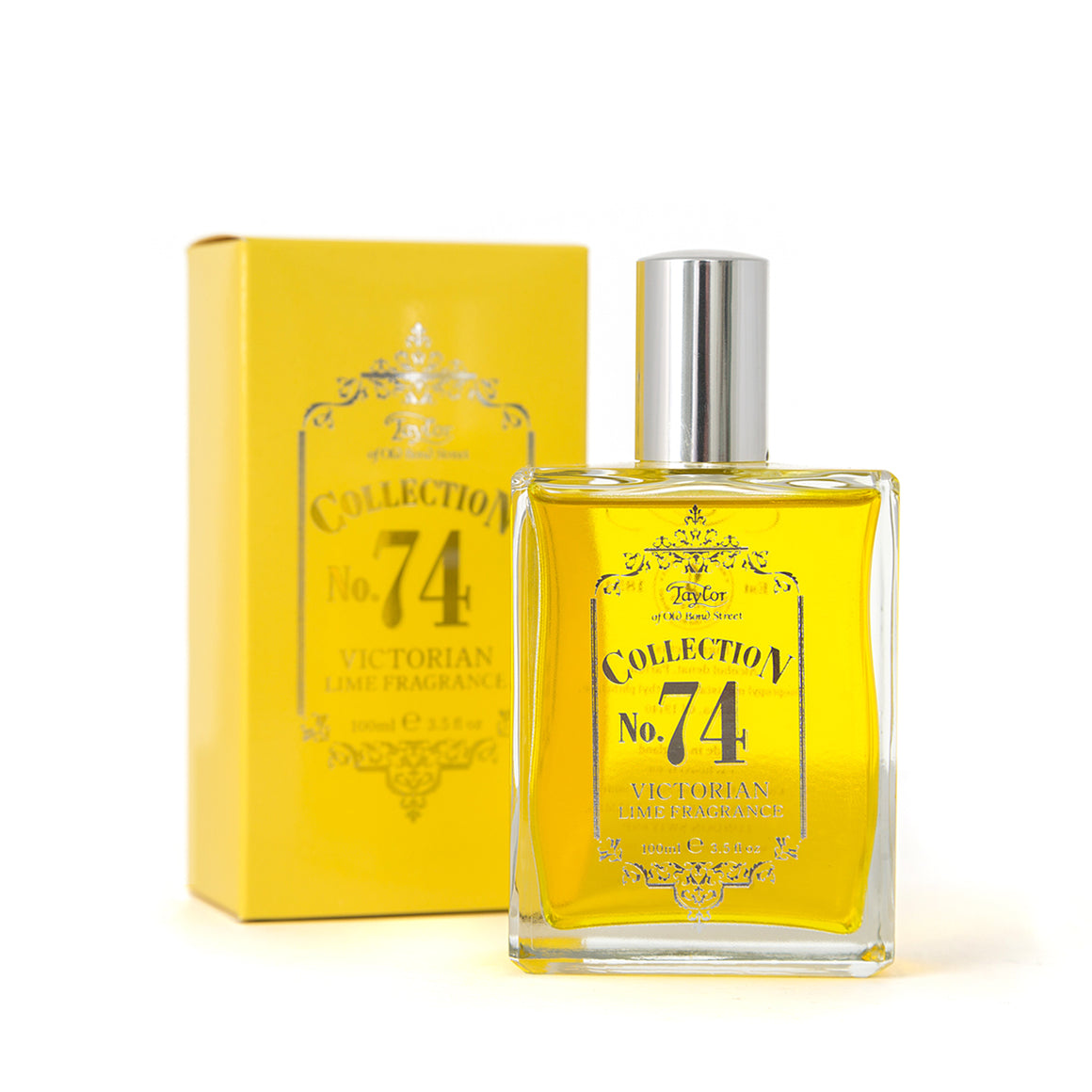 Taylor of Old Bond Street No. 74 Collection Victorian Lime Fragrance 100ml