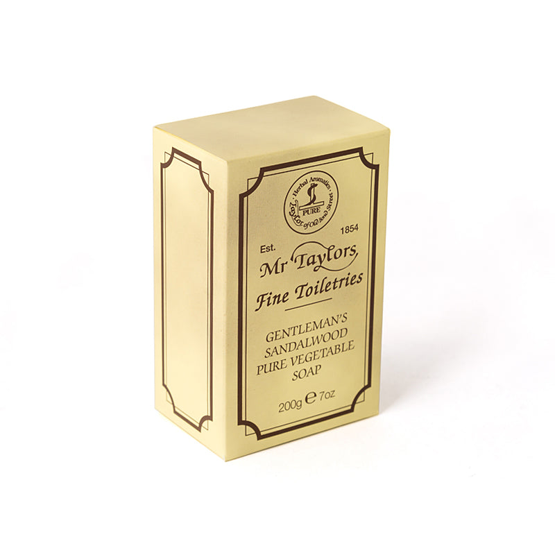 Taylor of Old Bond Street Sandalwood Bath Soap 200g