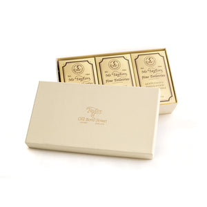 Taylor of Old Bond Street Sandalwood Bath Soap Gift Box