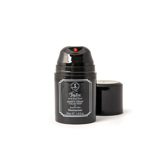 Taylor of Old Bond Street Jermyn Street Moisturiser Airless Pump 50ml