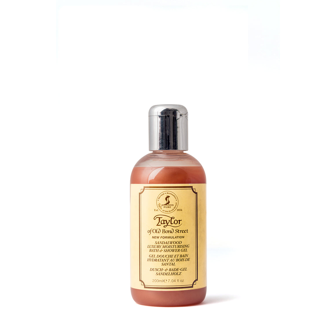 Taylor of Old Bond Street Sandalwood Bath and Shower Gel 200ml
