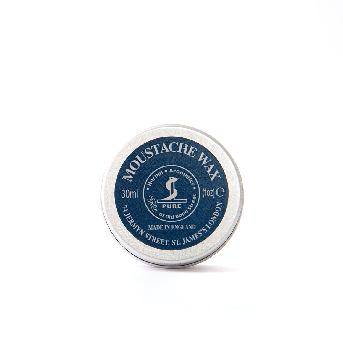 Taylor of Old Bond Street Moustache Wax Tin 30ml