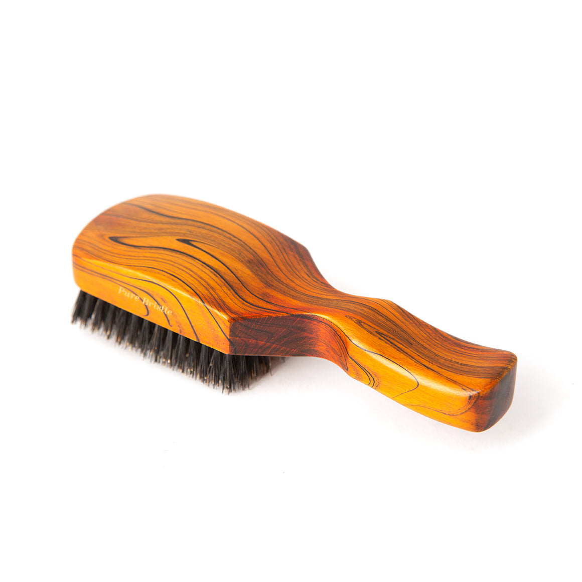 Taylor of Old Bond Street Dark Wood Club Hairbrush