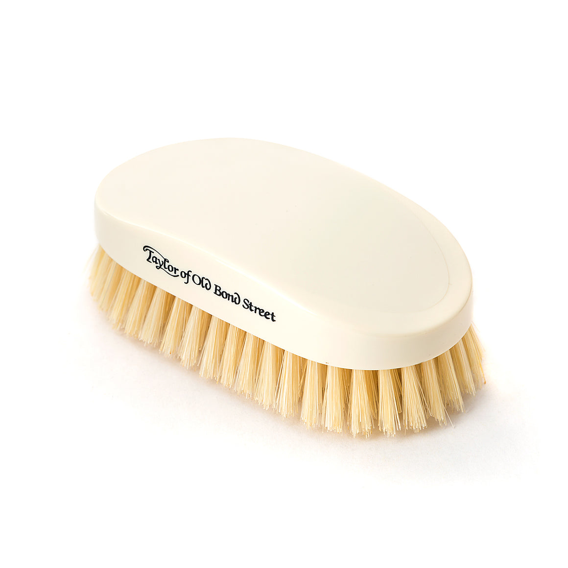 Taylor of Old Bond Street Imitation Ivory Military Hairbrush