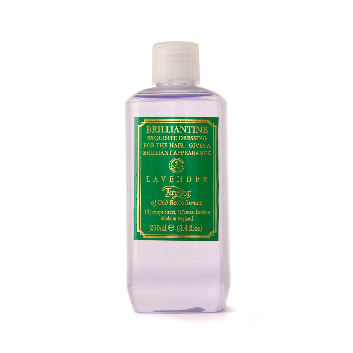 Taylor of Old Bond Street Lavender Brilliantine 250ml