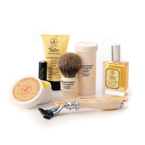 Luxury Men's Grooming Box