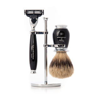 Super Mach3 Shaving Set in Black