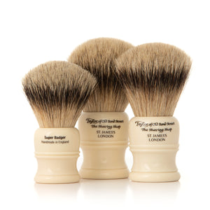 Contemporary Super Badger Shaving Brush