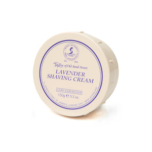 Lavender Shaving Cream Bowl 150g
