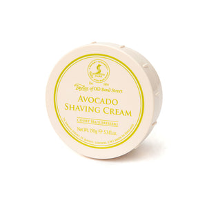 Avocado Shaving Cream Bowl 150g