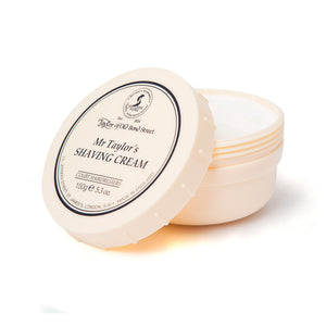 Mr Taylor Shaving Cream Bowl 150g