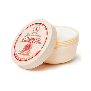 Cedarwood Shaving Cream Bowl 150g