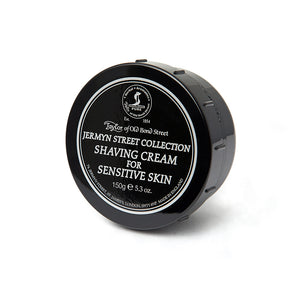 Jermyn Street Shaving Cream 150g for Sensitive Skin