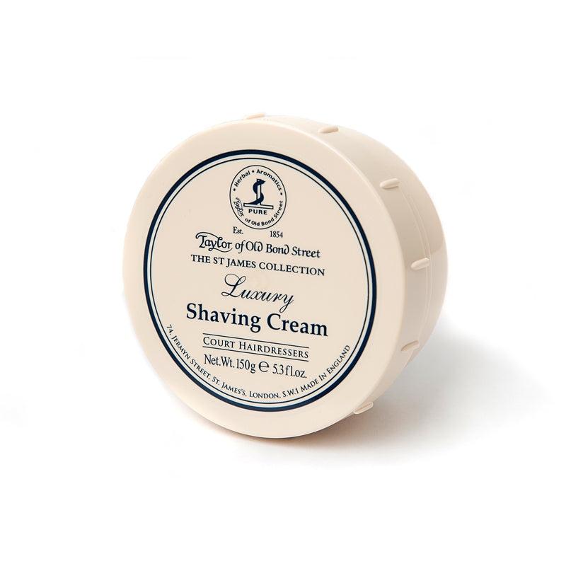 St James Shaving Cream Bowl 150g