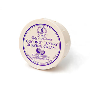 Coconut Shaving Cream Bowl 150g