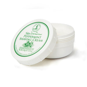 Peppermint Shaving Cream Bowl 150g