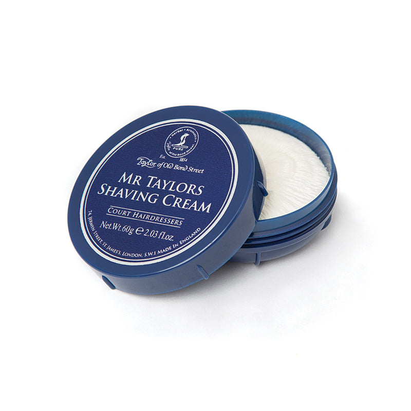 Mr Taylor Travel Shaving Cream Bowl 60g