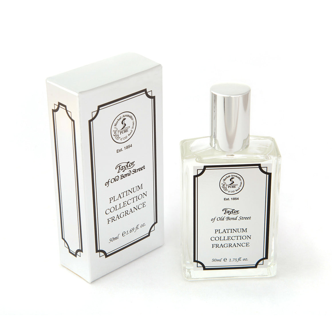 Taylor of Old Bond Street Platinum Collection Fragrance 50ml
